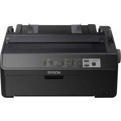 Printeri - Epson LQ-590II Black, Impact dot matrix, Dot matrix printer, Black - ātri pasūtīt no ražotāja