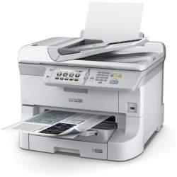Printeri - Epson WorkForce Pro WF-8590DWF Colour, Inkjet, Multifunction Printer, A3+, Wi-Fi, White - ātri pasūtīt no ražotāja