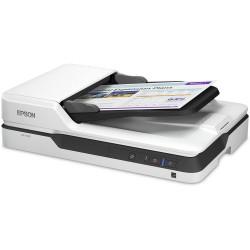 Atlaides un izpārdošana - Epson WorkForce DS-1630 Flatbed, Document Scanner - ātri pasūtīt no ražotāja