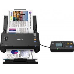 Scanners - Epson WorkForce DS-520N Sheet-fed, Document Scanner - quick order from manufacturer
