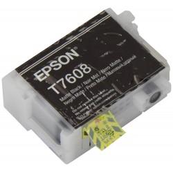 Printeri - Epson T7608 Ink Cartridge, Matte Black - ātri pasūtīt no ražotāja