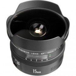 Объективы и аксессуары - Canon EF 15mm f/2.8 fisheye аренда
