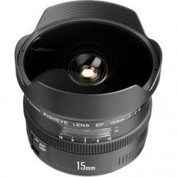 Lenses and Accessories - Canon EF 15mm f/2.8 fisheye rent