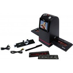 Elektronika - Rollei foto slaidu un negatīvu skeneris DF-S 100 SE 20605 noma