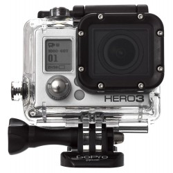 Action Cameras - GoPro HD Hero 3+ Black rent
