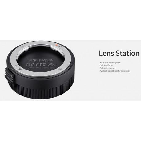 Objektīvi un aksesuāri - Samyang Lens Station Sony AF objektīviem ar E bajoneti