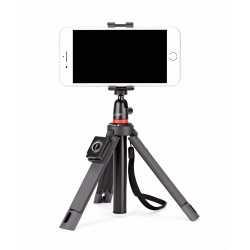 Viedtālruņu statīvi - Mini Statīvs telefoniem un 360° kamerām ar tālvadības pulti JOBY TELEPOD MOBILE - ātri pasūtīt no ražotāja
