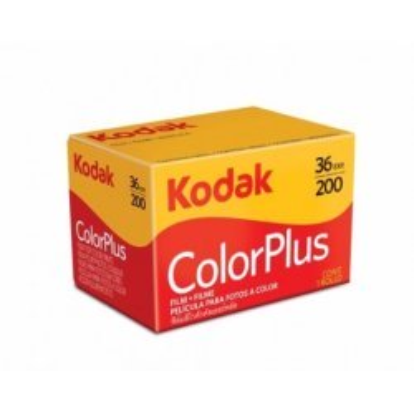 Foto filmiņas - KODAK COLORPLUS 200 24X1 BOXED - ātri pasūtīt no ražotāja