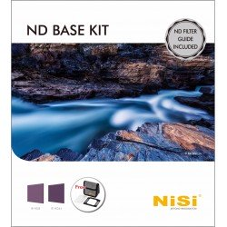 Filter Sets - NISI FILTER IRND BASE KIT 100MM - quick order from manufacturer