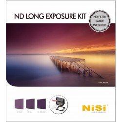 Filter Sets - NISI FILTER IRND LONG EXPOSURE KIT 100MM - quick order from manufacturer
