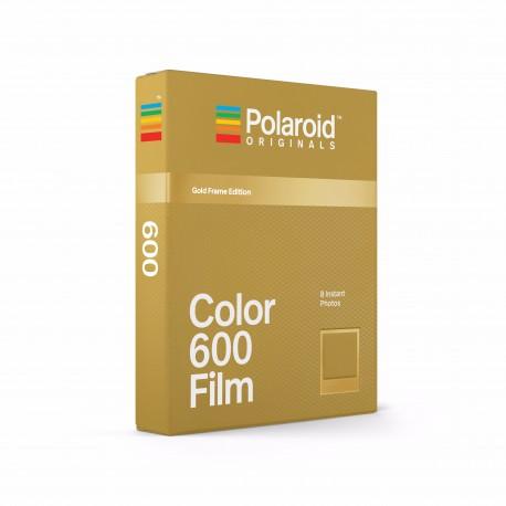 POLAROID ORIGINALS COLOUR FILM 600 METALLIC GOLD