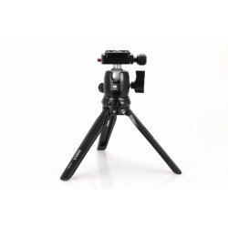 Mini tripods - Table Tripod With Ballhead Red Sirui 3T-15 - quick order from manufacturer