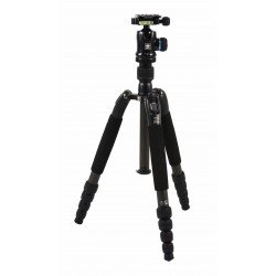 Штативы для фотоаппаратов - SIRUI T-1205SK+K-10X CARBON TRIPOD KIT W, BALLHEAD - быстрый заказ от производителя