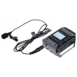 Mikrofoni - Zoom F1 Field Recorder + Lavalier Mic (F1-LP) - buy today in store and with delivery