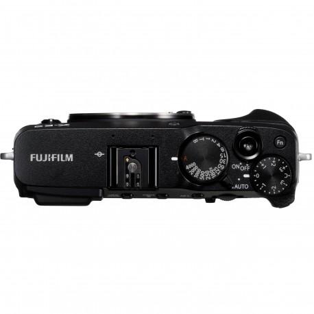 Bezspoguļa kameras - Fujifilm X-E3 korpuss, melns - ātri pasūtīt no ražotāja