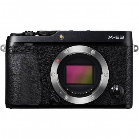 Mirrorless Cameras - Mirrorless Digital Camera Fujifilm X-E3 XF23 F2 Kit Black - quick order from manufacturer