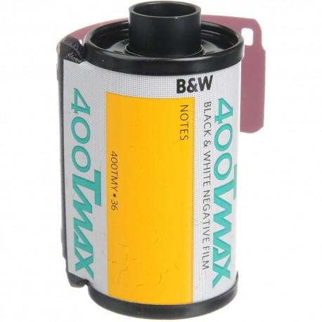 Фото плёнки - KODAK T-MAX 400 135-24X1 - купить сегодня в магазине и с доставкой