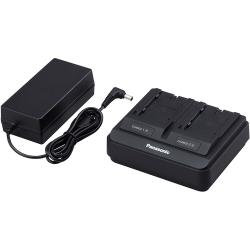 Kameras akumulatori un gripi - PANASONIC CHARGER AG-BRD50E - ātri pasūtīt no ražotāja