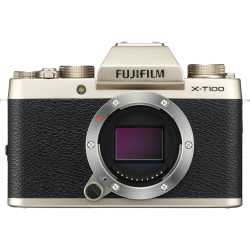 Mirrorless cameras - Fujifilm X-T100 Body Gold - quick order from manufacturer