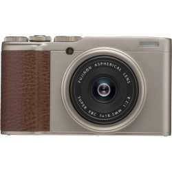 Mirrorless cameras - Fujifilm XF10, gold - buy today in store and with delivery