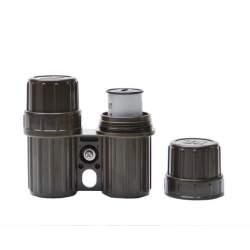 Foto laboratorijai - Filmdose 100% waterproof twin Film Belt Case 120 roll film format - perc šodien veikalā un ar piegādi