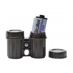 For Darkroom - Filmdose 100% waterproof twin Film Belt Case 35mm oliver - buy today in store and with delivery