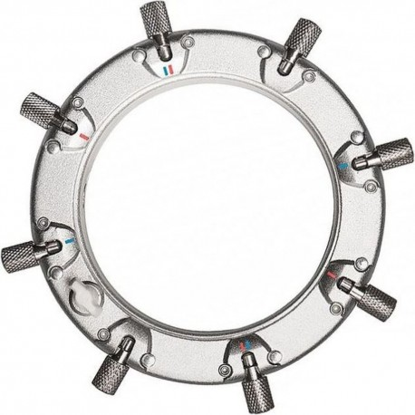 Gaismu aksesuāri - Elinchrom adapteris Rotalux Speedring - perc šodien veikalā un ar piegādi