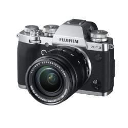 Беззеркальные камеры - Fujifilm X-T3 + 18-55 мм Kit, серебряный 16589254 - купить сегодня в магазине и с доставкой