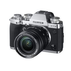 Mirrorless Cameras - Fujifilm X-T3 + 18-55mm Kit, silver 16589254 - buy today in store and with delivery