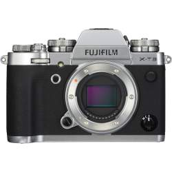 Bezspoguļa kameras - Fujifilm X-T3 Mirrorless Digital Camera Body Silver - ātri pasūtīt no ražotāja