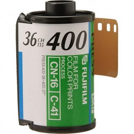 Foto filmiņas - Fujifilm Superia X-TRA 400 35mm 36 exposures - perc šodien veikalā un ar piegādi