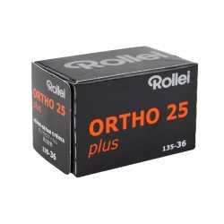 Foto filmiņas - Rollei Ortho 25 Plus | 35mm 36 exposures - perc šodien veikalā un ar piegādi