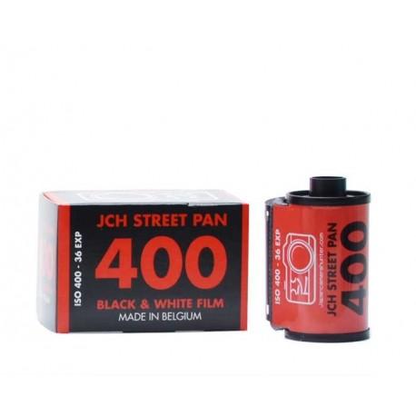 Foto filmiņas - JCH Street Pan 400 35mm 36 exposures - perc veikalā un ar piegādi