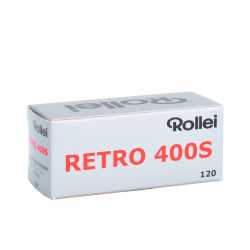 Photo films - Rollei Retro 400S roll film 120 - buy in store and with delivery