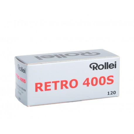 Foto filmiņas - Rollei Retro 400S roll film 120 - perc veikalā un ar piegādi