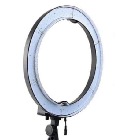 Gredzenveida LED lampas - Bresser BR-RL18 LED 45cm Ring lamp 55W/5760 Lumen - perc šodien veikalā un ar piegādi