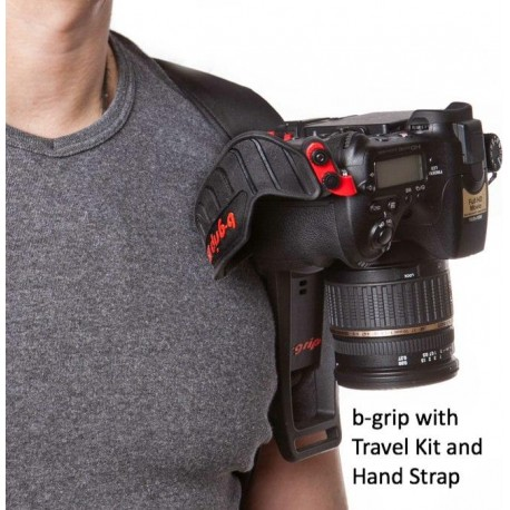 Siksniņas un turētāji - B-Grip TK Travel Kit mount for Backpack Strap - perc veikalā un ar piegādi