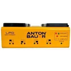 V-Mount baterijas - Anton Bauer LPD Quad V-Mount Discharger - ātri pasūtīt no ražotāja