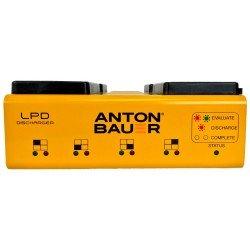 V-Mount аккумуляторы - Anton/Bauer Anton Bauer LPD Quad V-Mount Discharger - быстрый заказ от производителя