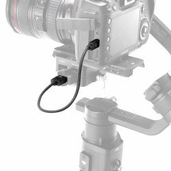 Accessories for stabilizers - DJI Ronin-S Multi-Camera Control Cable (Mini USB) (SP12) - buy today in store and with delivery