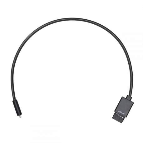 Video stabilizatoru aksesuāri - DJI Ronin-S IR Control Cable (SP4) - perc šodien veikalā un ar piegādi