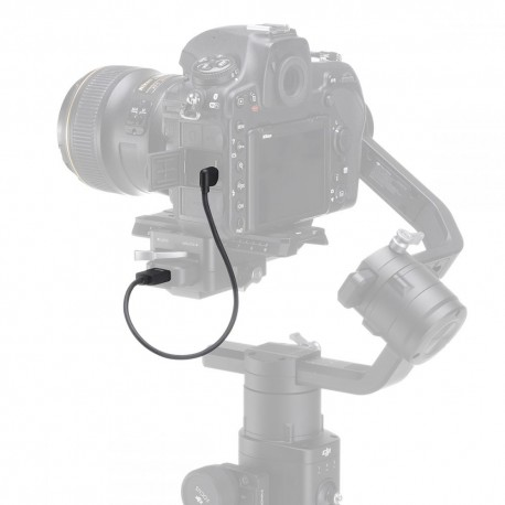 Stabilizatoru aksesuāri - DJI Ronin-S Multi-Camera Control Cable (Type-C) (SP5) - perc veikalā un ar piegādi