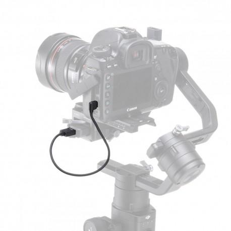 Stabilizatoru aksesuāri - DJI Ronin-S Multi-Camera Control Cable (Type-B) (SP6) - perc šodien veikalā un ar piegādi