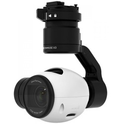 Multikopteru aksesuāri - DJI Zenmuse X3 Gimbal and Camera - quick order from manufacturer