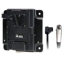 Videokameru aksesuāri - Ikan Pro Battery Adapter Kit for V-Mount w/ XLR P-Tap (PBK-S-X) - ātri pasūtīt no ražotāja