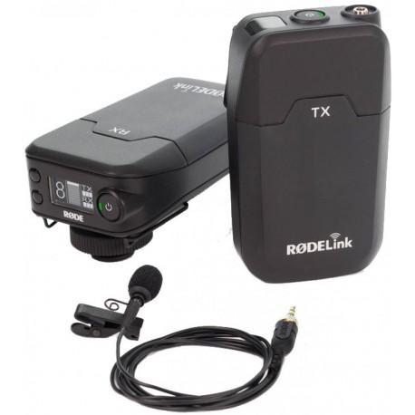 Mikrofoni - Rode RODELINK II Filmmaker kit wireless - perc šodien veikalā un ar piegādi