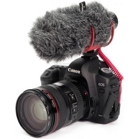 Mikrofoni - Rode VideoMic GO kompakts/viegls kameras mikrofons - perc šodien veikalā un ar piegādi