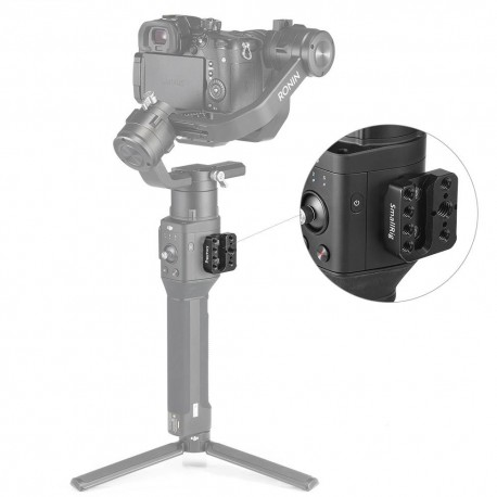 Rigu aksesuāri - SmallRig Mounting Plate for DJI Ronin S 2214 - ātri pasūtīt no ražotāja