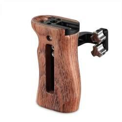 Rigu aksesuāri - SmallRig Wooden Universal Side Handle 2093 - ātri pasūtīt no ražotāja