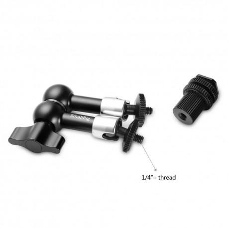 Rigu aksesuāri - SMALLRIG Articulating Rosette Arm(7) 1497 - ātri pasūtīt no ražotāja